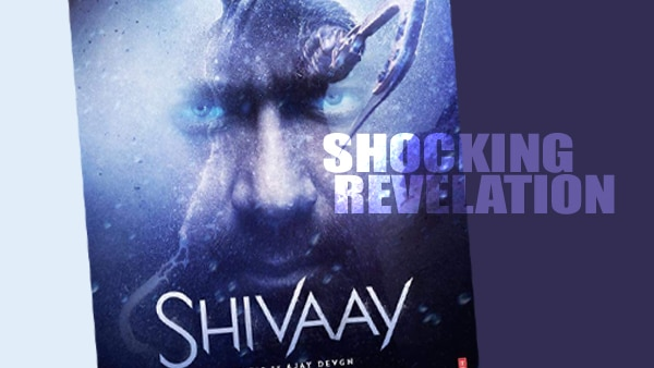 You know how much is Ajay Devgn PAID for 'Shivaay'? Here's a SHOCKING REVELATION!