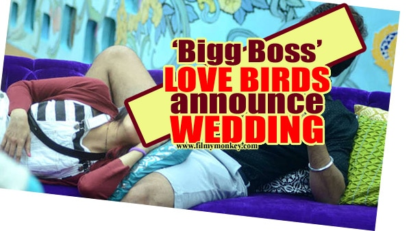 Famous TV Couple & 'Bigg Boss' LOVE BIRDS announce their WEDDING! Congratulations!