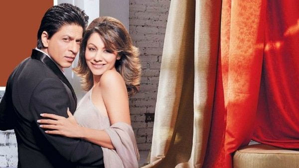 King Khan and his 'Queen' mark 25 yrs of togetherness
