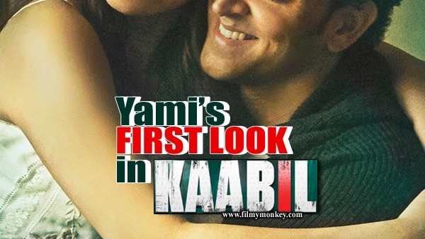'Kaabil' Poster: Yami Gautam sitting in Hrithik Roshan's lap & actors' CHEMISTRY looks too awesome! SEE INSIDE!