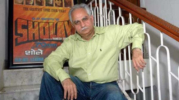 I Didn't have budget to make 'Sholay': Ramesh Sippy