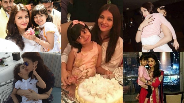 Happy Birthday Aaradhya Bachchan: 10 pics of Aishwarya Rai's daughter that prove she is a Mommy's Little Girl!