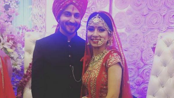 'Sasural Simar Ka' actor Dheeraj Dhoopar MARRIES girlfriend in a Big Fat Punjabi Wedding