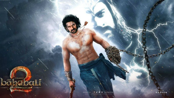 'Baahubali 2' in the 1,500 crore club, credit to Prabhas!