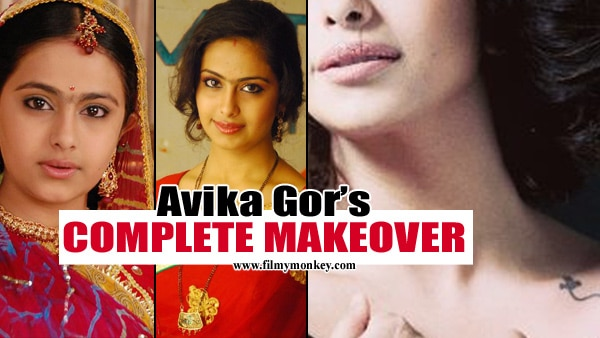 STUNNING! 'Roli' aka Avika Gor goes through a MAKEOEVER & her NEW AVATAR is just too WOW!