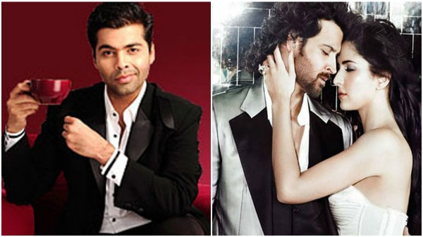 Koffee With Karan 5: Look who Katrina PICKED over Hrithik to appear on the show with!