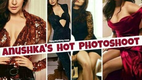HOT Anushka Sharma goes 'Fearless' for GQ photoshoot; STUNNING PICS!
