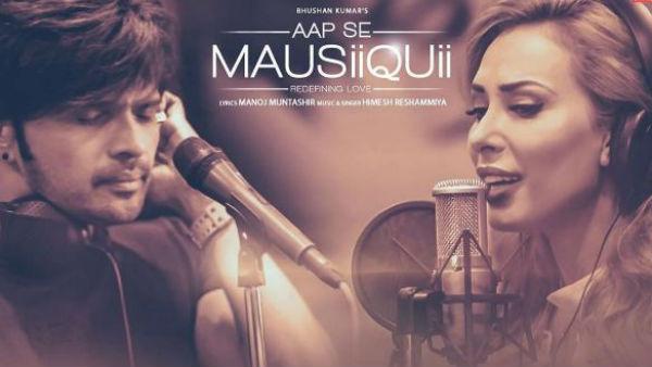 "CHECK OUT the video Teaser of Iulia Ventur and Himesh Reshammiya: ""Aap Se Mausiiqui"""