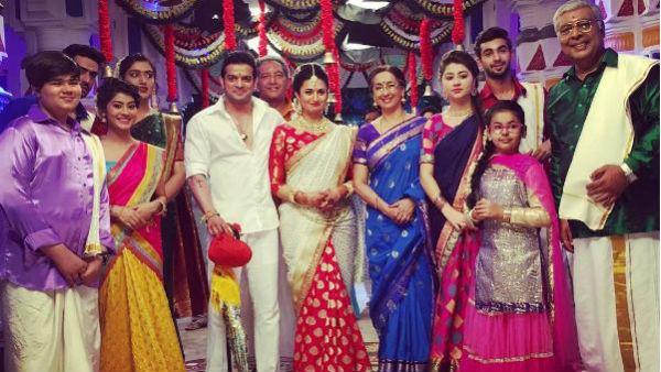 Yeh Hai Mohabbatein completes 1000 episodes: Check pic shared by Ankita Bhargava