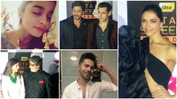 23rd Star Screen Awards Winners 2016: Amitabh Bachchan, Alia Bhatt WINS Big, Pink bags four awards! CHECK OUT!