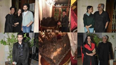 See Pics: Stars Galore at Manish Malhotra's 50th birthday bash!