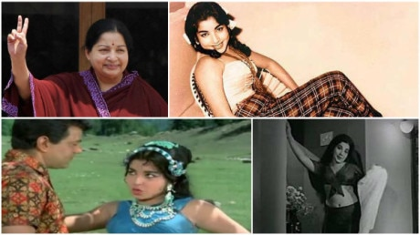 UNSEE PICS of Jayalalithaa: A shy ACTRESS who became QUEEN of Tamil Nadu!