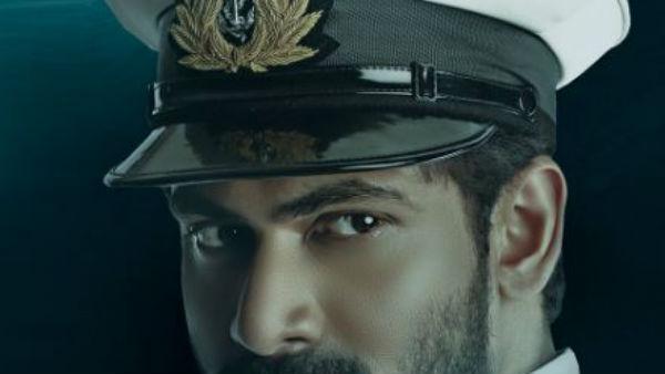 Rana Daggubati looks dapper as naval officer in first look of 'The Ghazi Attack'