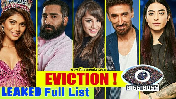 Bigg Boss 10: Check Out who got EVICTED & the LEAKED VOTING list PROVES it's SHOCKING!