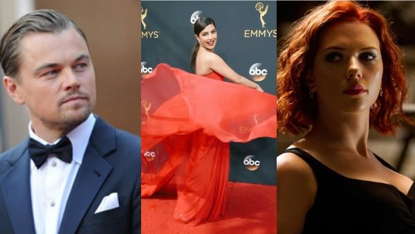 BRAVO! Priyanka Chopra out passes Hollywood biggies Leonardo Di Caprio, Johnny Depp & Scarlett Johansson in IMDb's most POPULAR celebrities' list