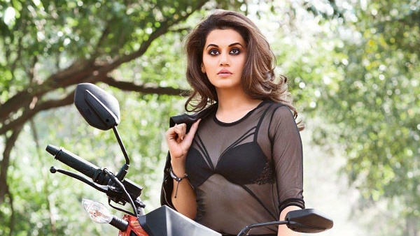 'Judwaa 2' will be nice switch-over, says 'Pink' actress Taapsee Pannu!