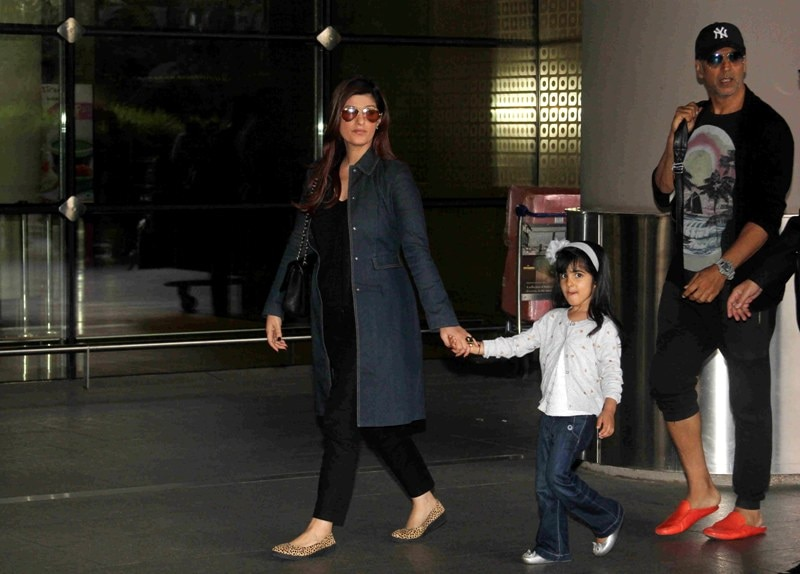 Vivek Oberoi Wife And Son