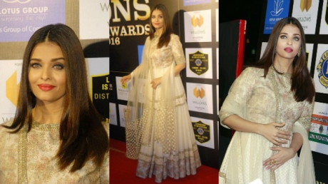 SEE PICS: Aishwarya Rai Bachchan looks DROP-DEAD-GORGEOUS at Lions Gold Awards 2016 RED CARPET!
