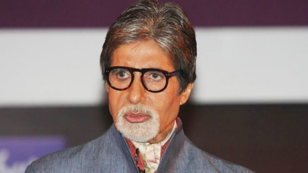 Megastar Amitabh Bachchan suffers from strained neck caused by STUNTS!