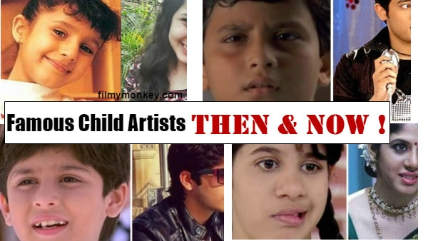 This is how the Famous Child Artists look NOW!