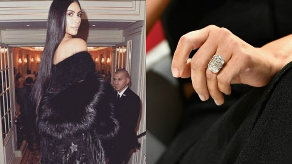 Paris robbery: Kim K to get back her engagement ring?