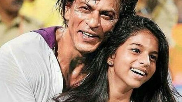 Check Out! SRK chalk out serious rules for dating daughter Suhana