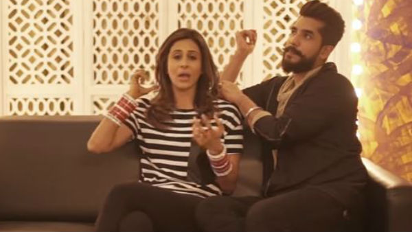 OH NO! Here's a heart-breaking news for NEWLYWEDS Suyyash Rai & Kishwer Merchant's fans!