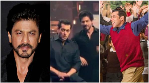 Shah Rukh Khan & Salman Khan to finally REUNITE for a Film!