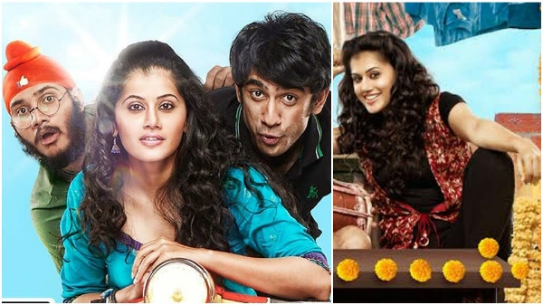 My character in 'Running Shaadi' closest to me: Taapsee Pannu