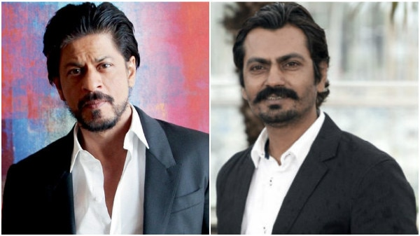Shah Rukh Khan on 'Raees' co-star Nawazuddin Siddiqui: He is a gem of an actor
