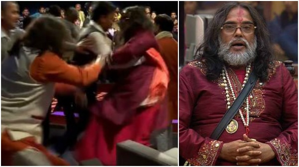 Bigg Boss 10: Ex contestant Swami Om FIGHTS with PANELISTS during a TV show!