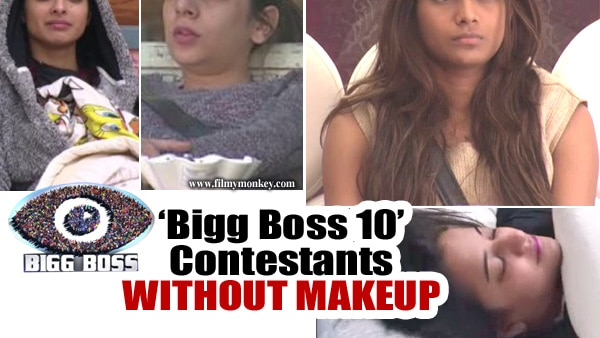 Bigg Boss 10: When the BEAUTIES were caught without make up!