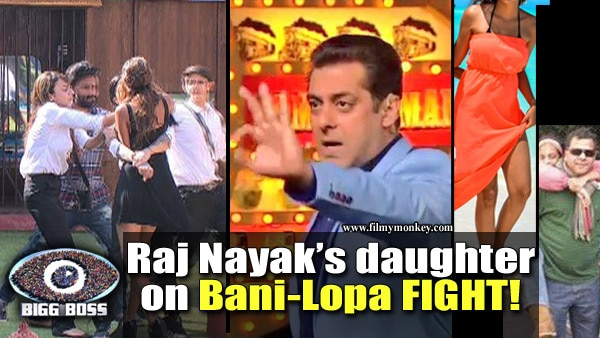 Bigg Boss 10: 19 yr old daughter of Colors CEO Raj Nayak disagrees with Salman's view on Lopa-Bani fight!
