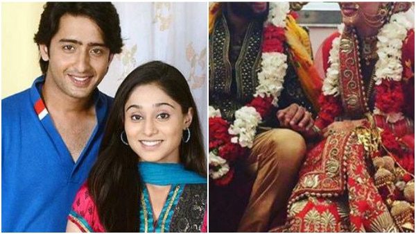 Popular TV Actress Somya Seth gets HITCHED with boyfriend in a PRIVATE ceremony!
