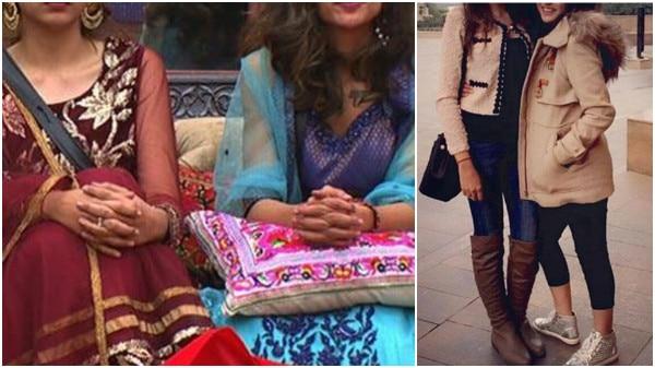 Bigg Boss 10: Nitibha Kaul & Akanksha Sharma BONDING big time OUTSIDE the house!