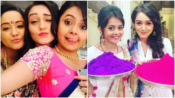 'Saath Nibhana Saathiya' actress Tanya Sharma OUT of the show after an ARGUMENT with Producer!