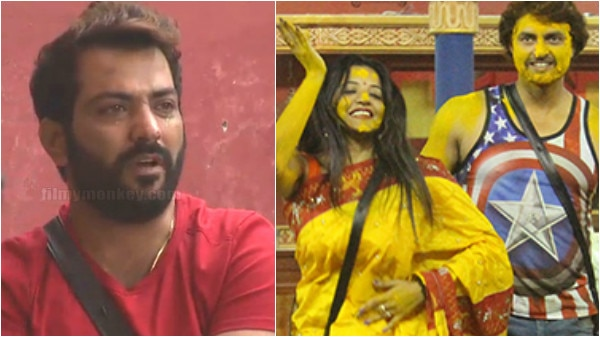 Bigg Boss 10: Manu Punjabi BREAKS DOWN after Monalisa's marriage with boyfriend Vikrant!