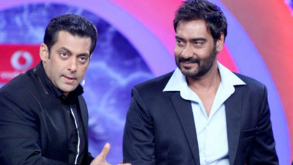 Check Out why Ajay gets extremely upset with Salman and sends him an emotional message!