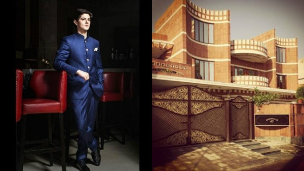 BIGG BOSS 10: These photos and videos of Rohan Mehra's luxurious villa proves he lives a real prince life!
