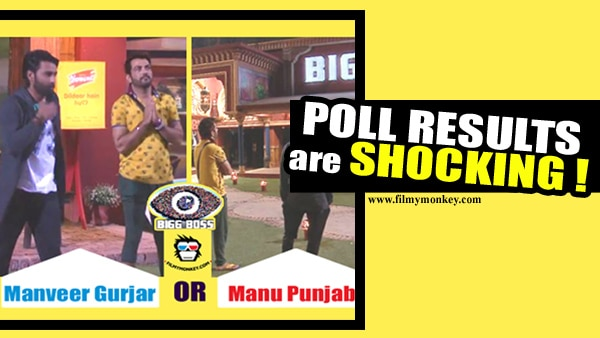 Bigg Boss 10: Manu Punjabi OR Manveer Gurjar? Who WON hands down in ourFacebook & Twitter poll of popularity?
