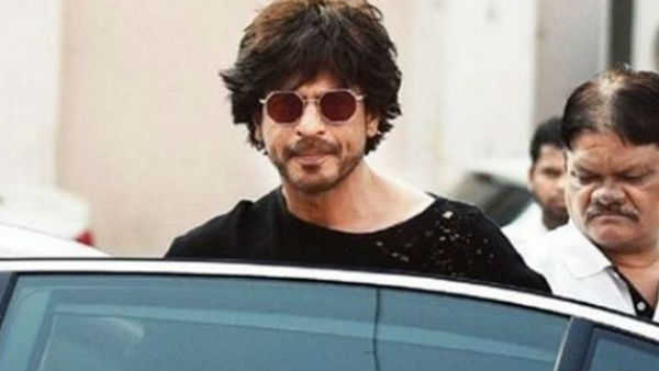 Shah Rukh confesses, he is more comfortable in the company of women!