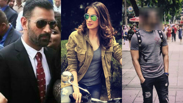 M.S. Dhoni's rumoured Ex-Girlfriend Raai Laxmi dating this actor!