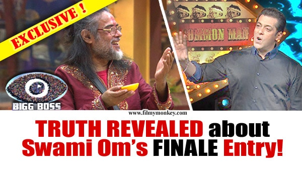 Bigg Boss 10 Grand Finale: CONFIRMED! Swami Om NOTATTENDING& NOT INVITED for the episode!