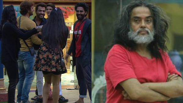 Bigg Boss 10:  Vikrant  Singh Rajpoot reveals something about Om Swami to housemates!