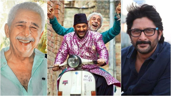 Naseeruddin Shah and Arshad Warsi together AGAIN after 'Ishqiya' and 'Dedh Ishqiya'!