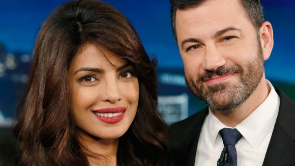 Priyanka Chopra TALKS about Bollywood on Jimmy Kimmel's chat show!