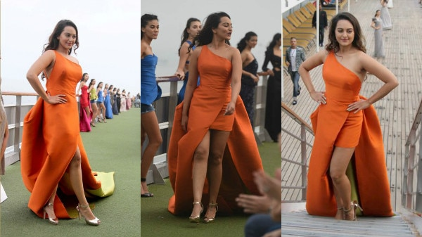 SEE PICS: Sonakshi Sinha walks for Monisha Jaising at Lakmé Fashion Week and slays it!