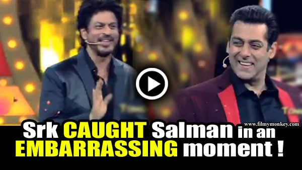 Bigg Boss 10: When SRK caught Salman Khan with his fly open on 'Tubelight' sets! WATCH!