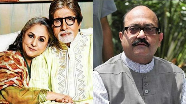 Amitabh Bachchan and Jaya have been living separately:Amar Singh makes shocking statements!