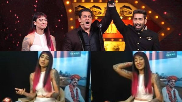WATCH: VJ Bani on LOSING 'Bigg Boss 10' trophy to Manveer Gurjar in her FIRST INTERVIEW after the GRAND FINALE! [INSIDE VIDEO]